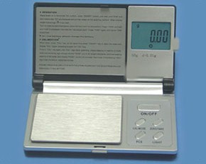Minx 50 digital pocket scale
