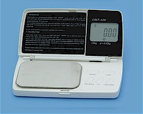 Minx 500 digital pocket scale